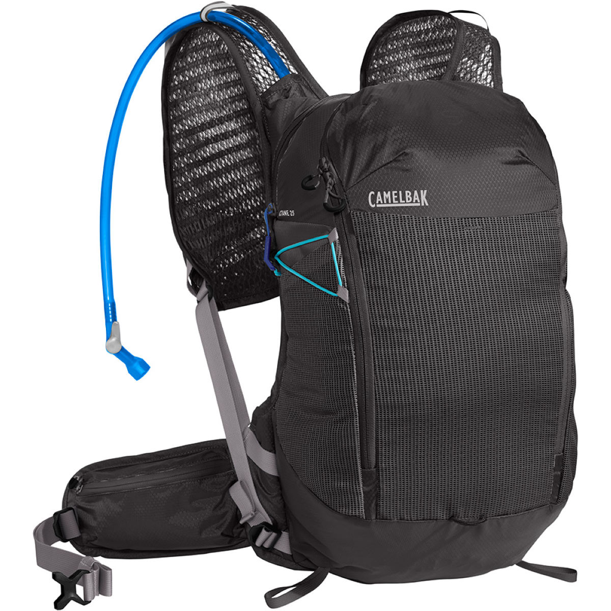 Camelbak Octane 25 2L Hydration Pack – One Size Black/Blue Fish