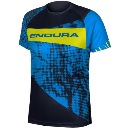 Endura Kids MT500JR Short Sleeve Cycling Jersey