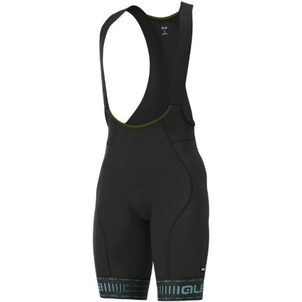 Alé Graphics PRR Green Road Bib Shorts