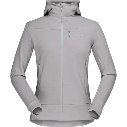 Norrøna Women's falketind warmwool2 Stretch Zip Hood