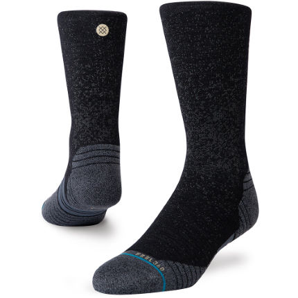 Stance Run Wool Crew Sock
