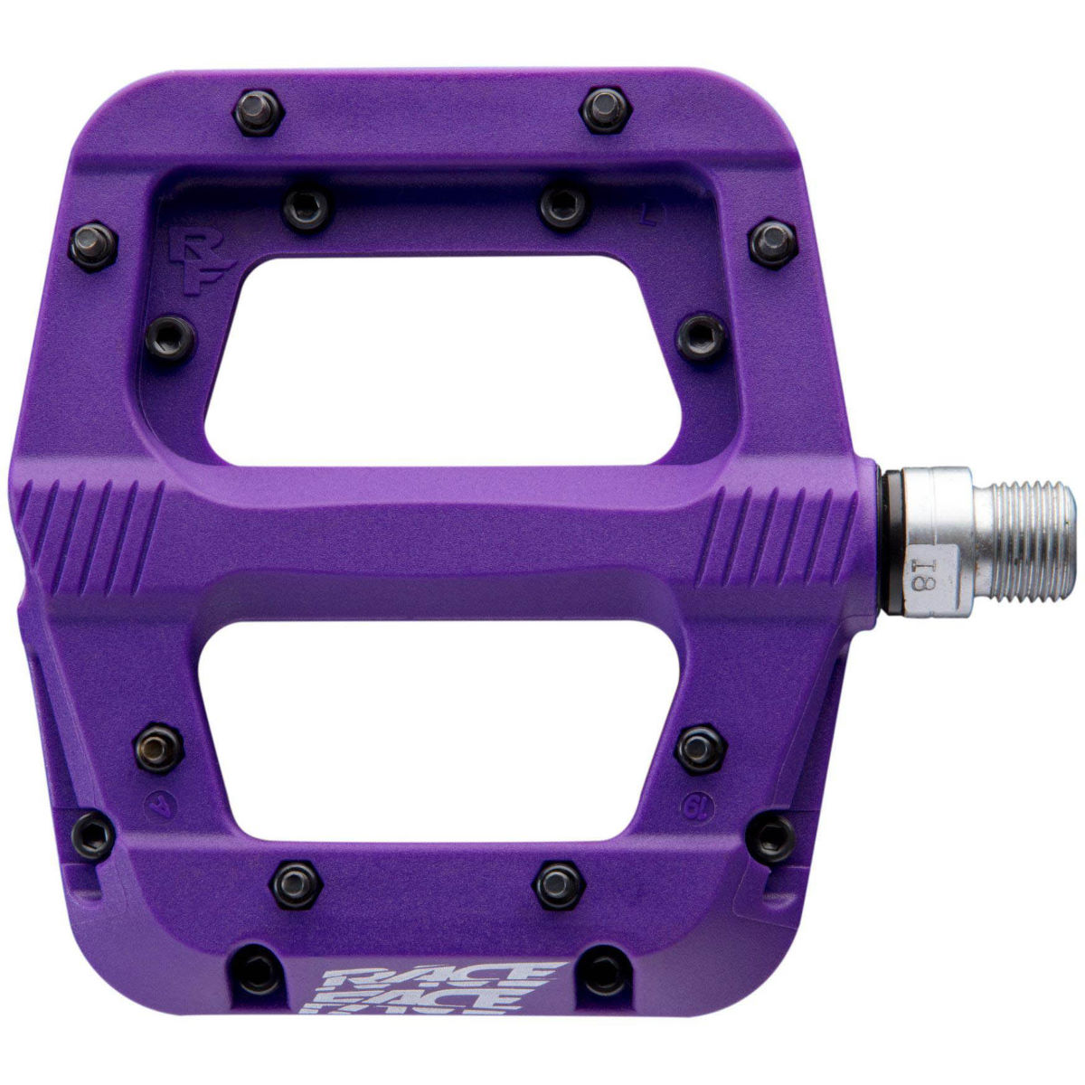 Race Face Chester Pedals - One Size Purple  Flat Pedals