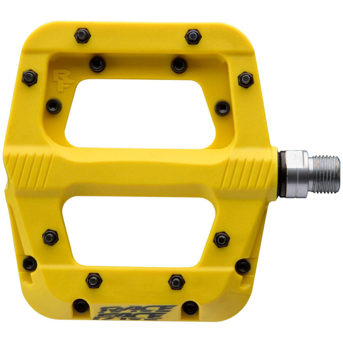 Race Face Chester Pedals - One Size Yellow  Flat Pedals