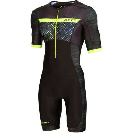 Zone3 Activate+ Revolution Short Sleeve Trisuit