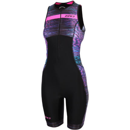 Zone3 Women's Activate+ Momentum Sleeveless Trisuit