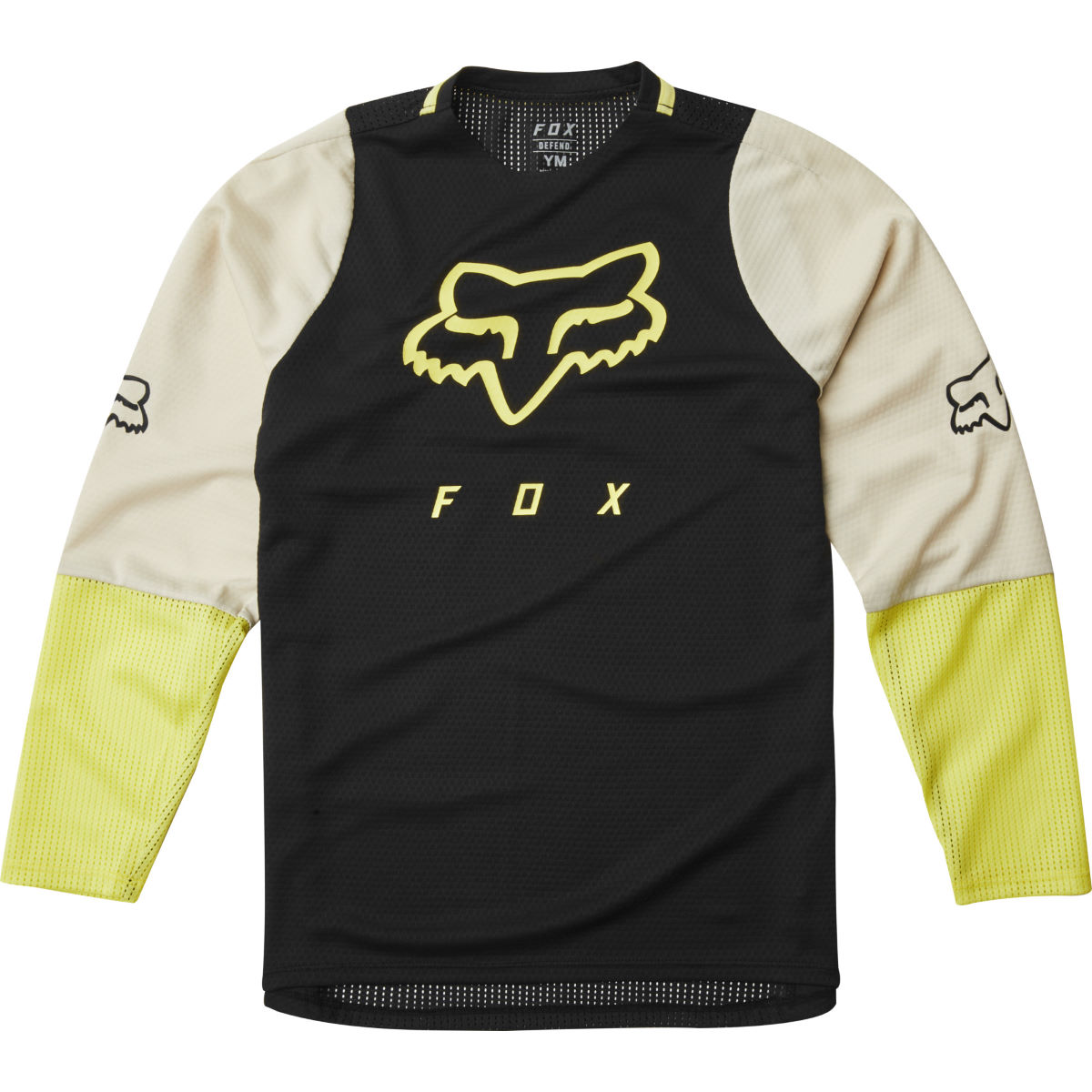 Fox Racing Youth Defend Long Sleeve Jersey - Maillots