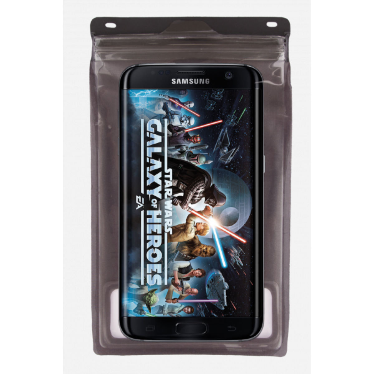 """Exped Seal Sleeve - Large Screen Phones 5.5"""" - One Size Transparent"""