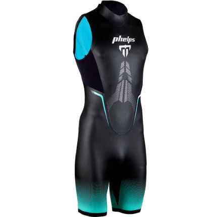 Phelps Aquaskin Shorty Open Water Wetsuit