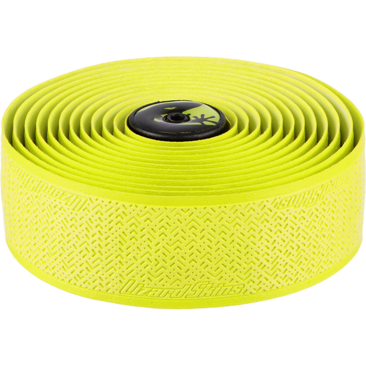 Lizard Skins DSP V2 2.5mm Bar Tape - One Size Neon Yellow | Bar Tape