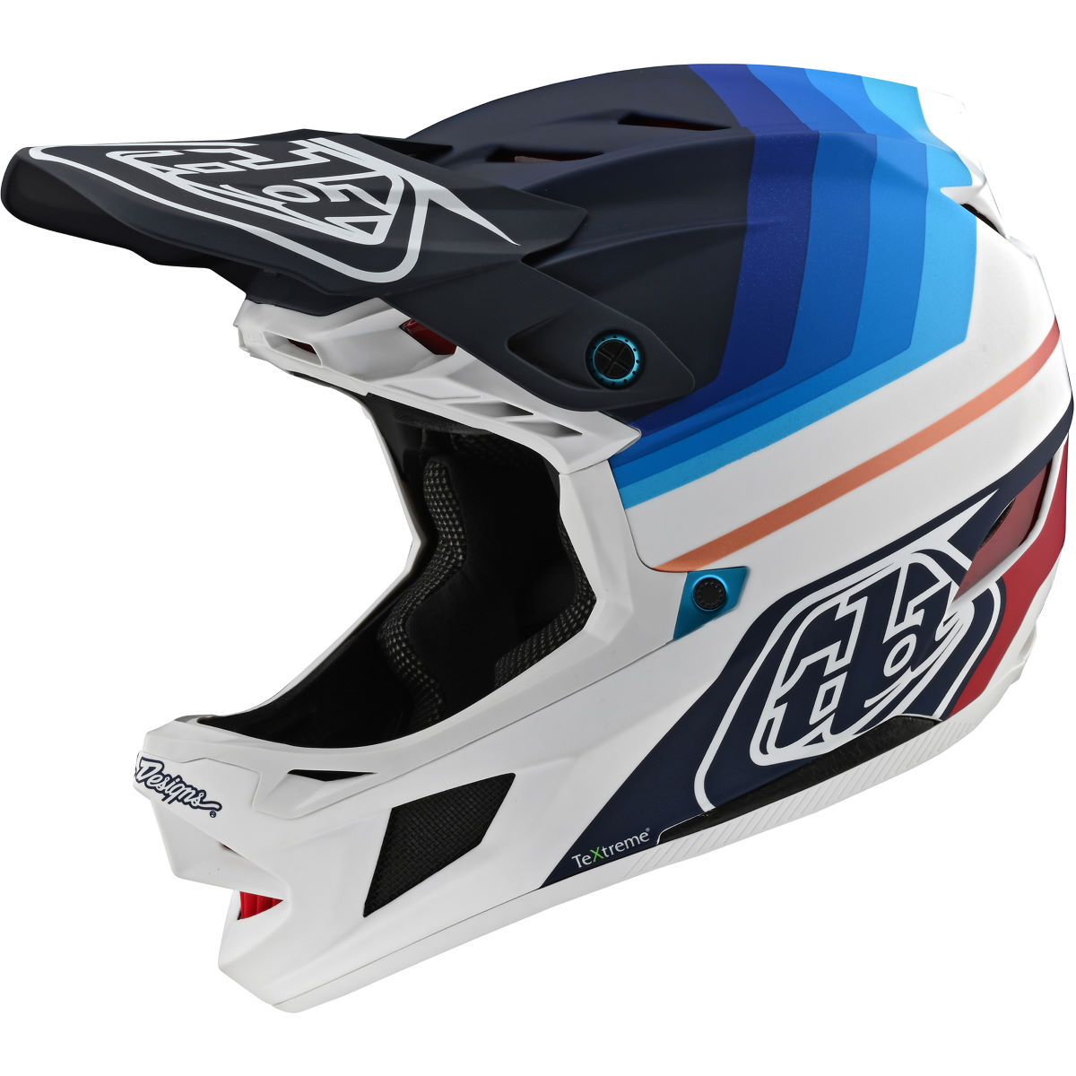 Image of Troy Lee Designs D4 Carbon Mirage Helmet Helmets