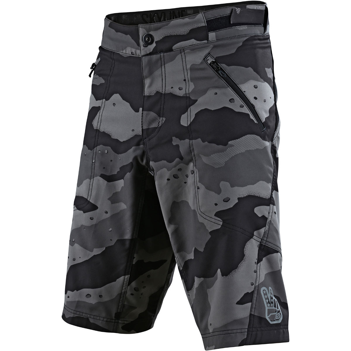Troy Lee Designs Troy Lee Designs Skyline Youth Shorts   Baggy Shorts