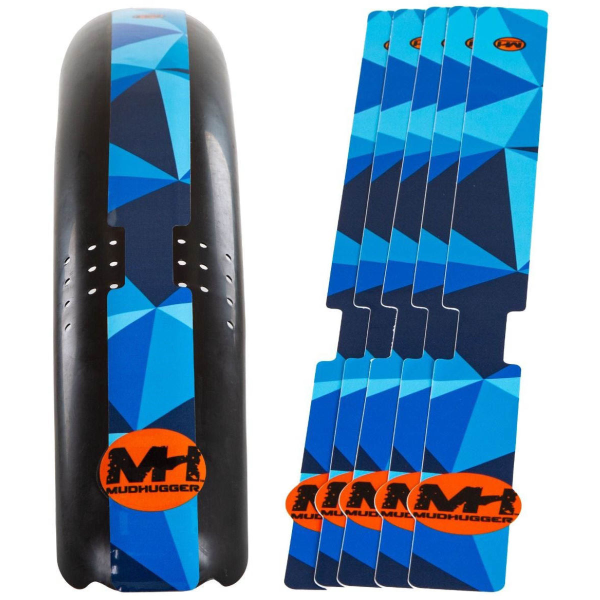 Mudhugger Mudhugger Decal Pack   Fixed Mudguards