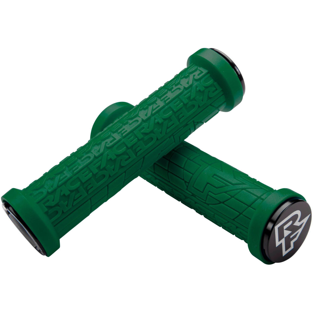 Race Face Grippler Limited Edition Lock-on Grips - 33mm Forest Green