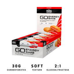 Comprar Barrita de energía Science in Sport Go Energy Bake (12 x 50 g)