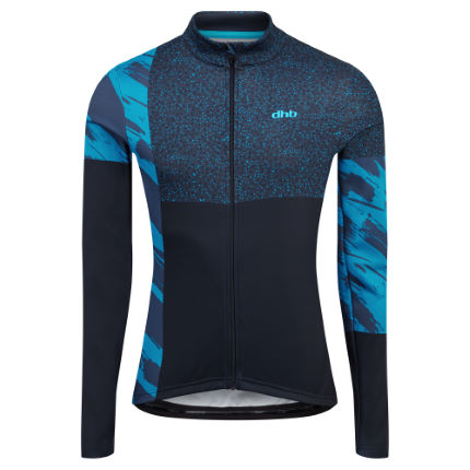 dhb Blok Long Sleeve Jersey - Clash