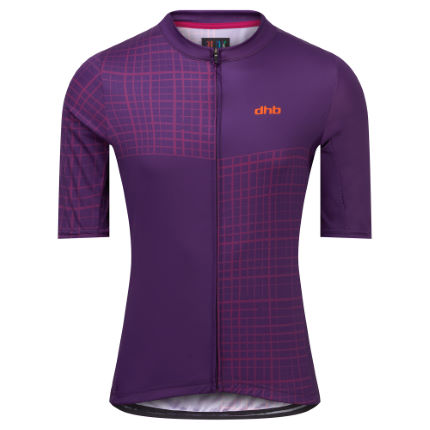 dhb Blok Short Sleeve Jersey - Screen