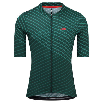 dhb Classic Short Sleeve Jersey - Grid