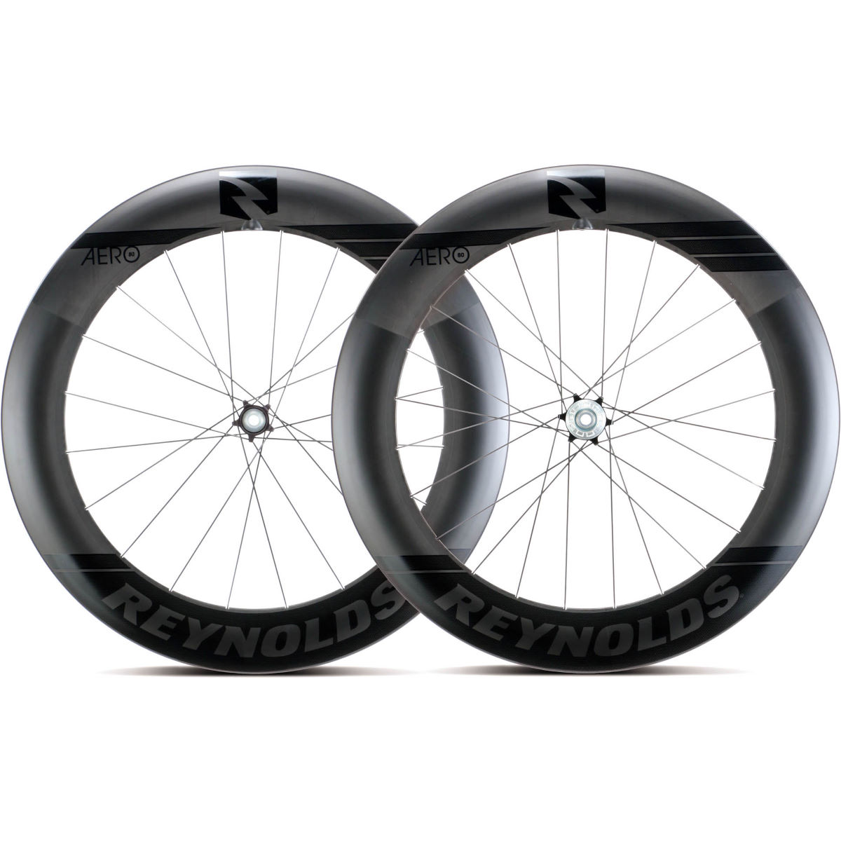 Reynolds Reynolds Aero 80 Black Label Carbon Disc Road Wheelset   Wheel Sets