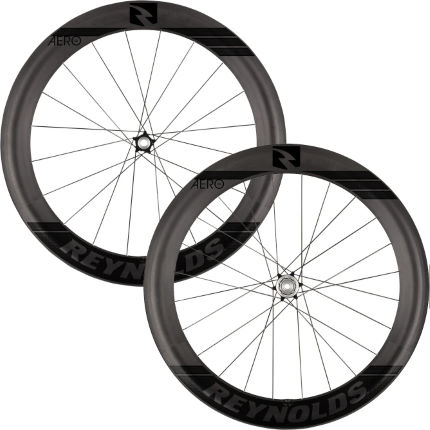 Reynolds Aero 65 Black Label Carbon Disc Road Wheelset