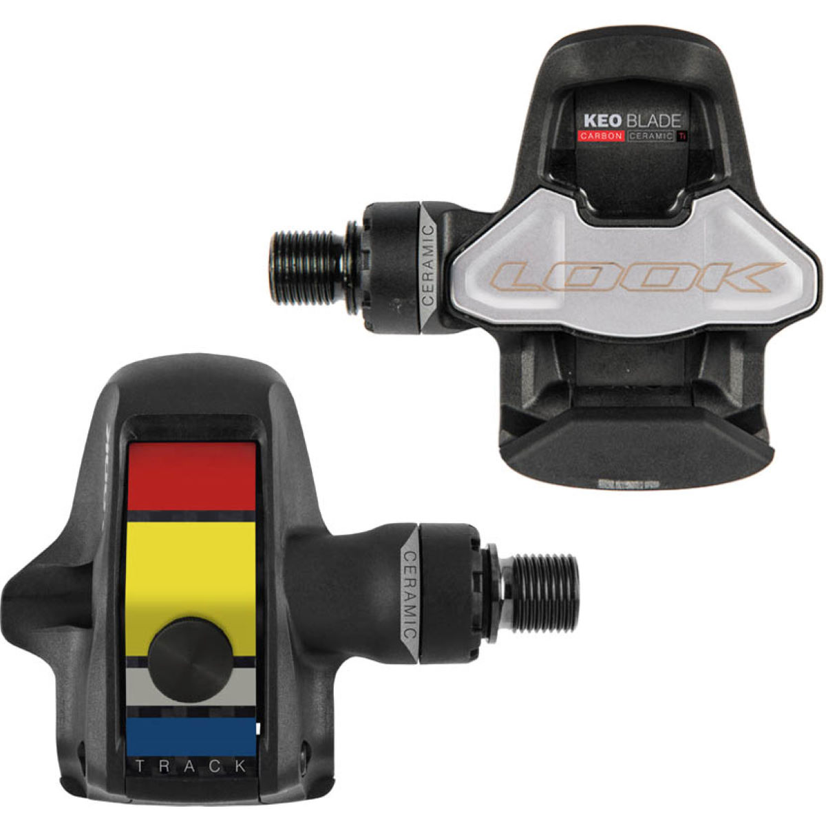 Look Look Keo Blade Carbon Ceramic Track Pedals   Clip-in Pedals