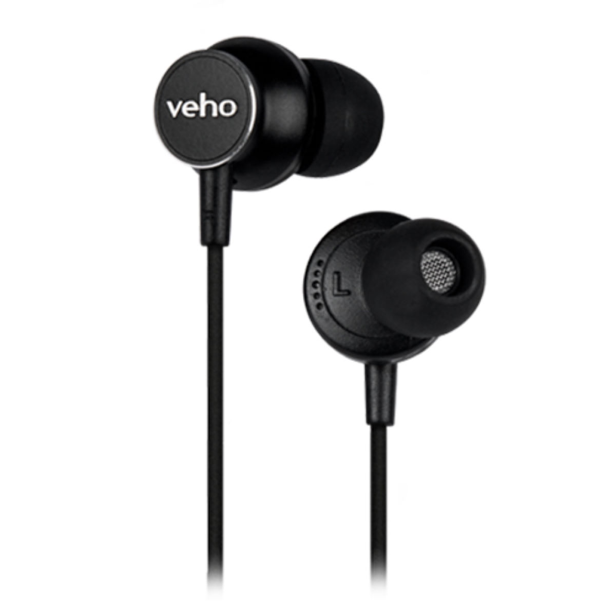 Veho Veho Z-3 In-Ear Stereo Headpones with Microphone   Headphones