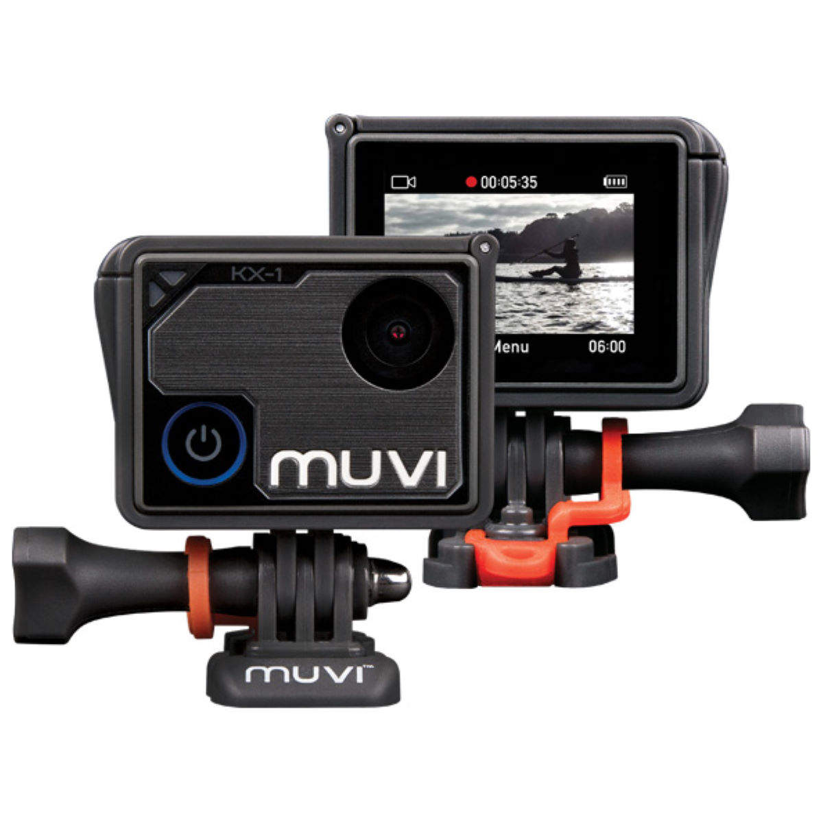 Veho Veho Muvi KX1 Handsfree 4K Action Camera   Cameras
