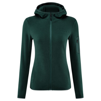 Föhn Women's Trail Hooded Recycled Fleece
