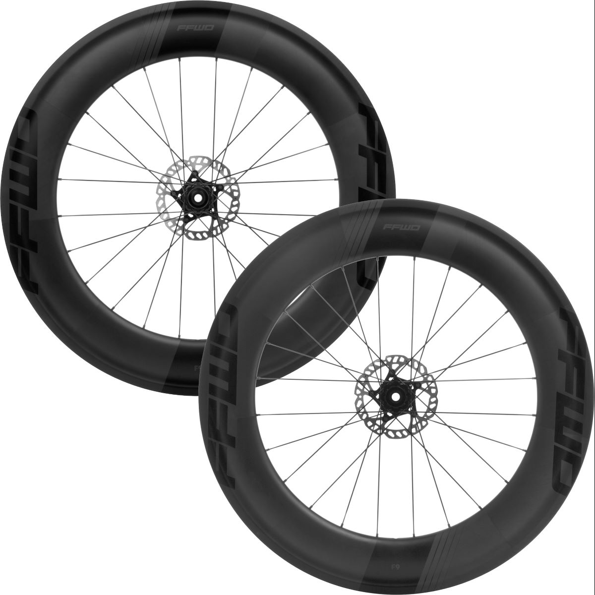 Fast Forward Fast Forward F9D DT240 Carbon Road Wheelset   Wheel Sets