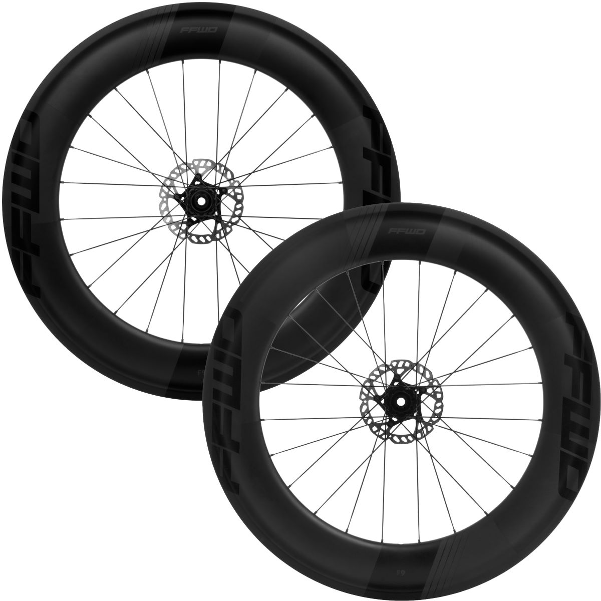Fast Forward Fast Forward F9D DT350 Carbon Road Wheelset   Wheel Sets