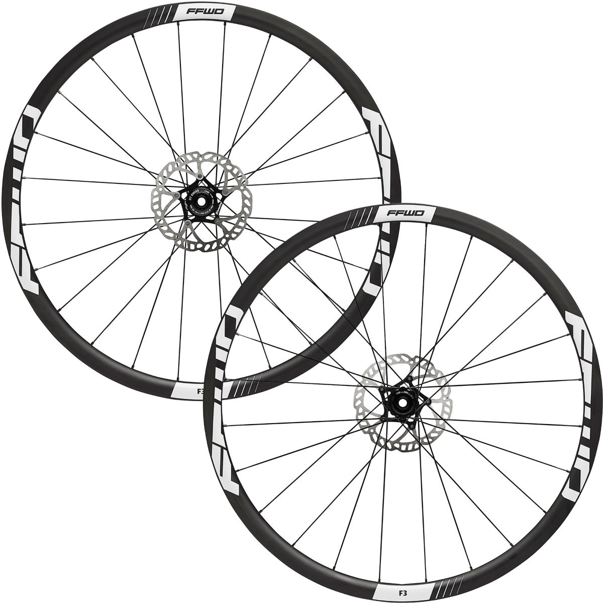 Fast Forward Fast Forward F3D DT240 Carbon Road Wheelset   Wheel Sets