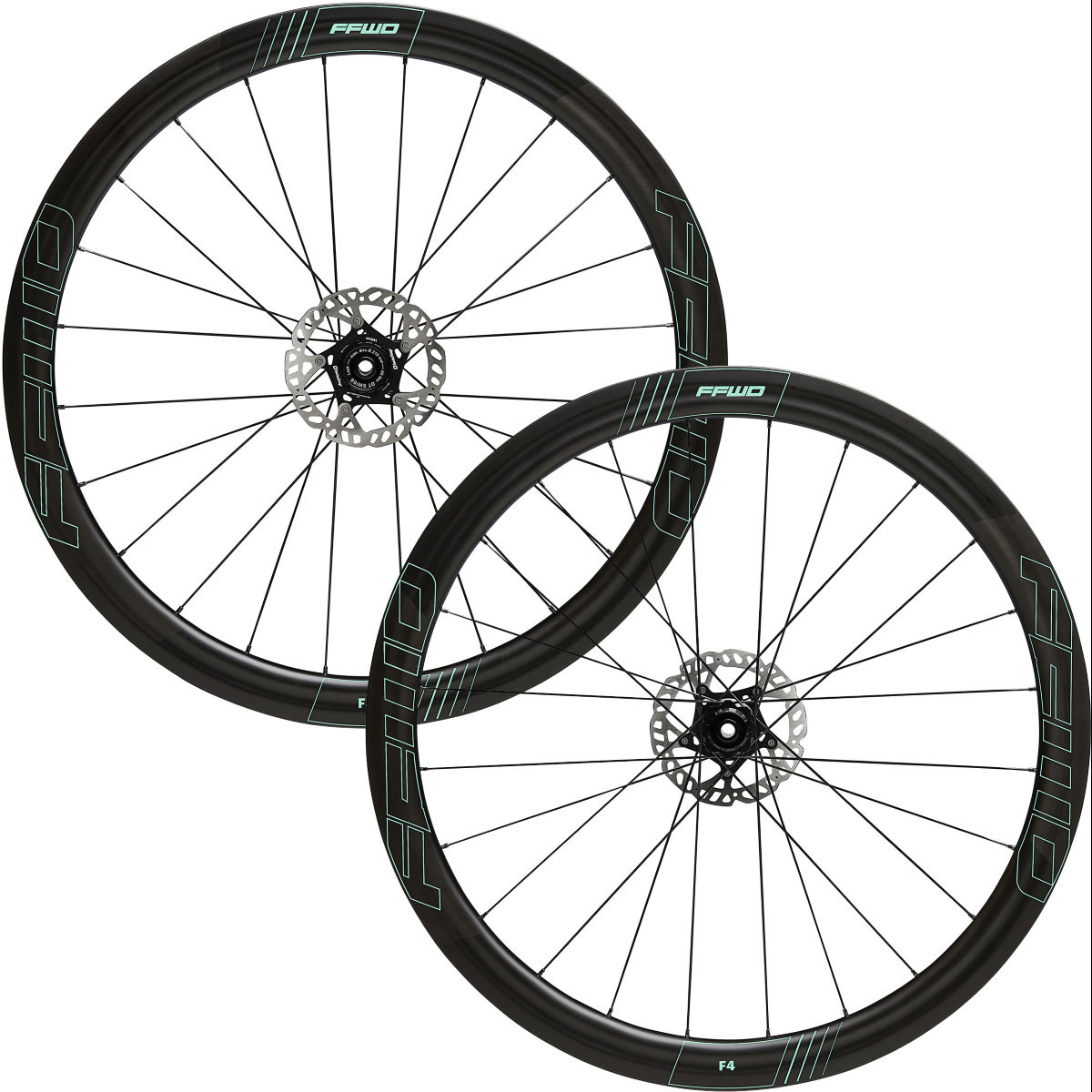 Fast Forward Fast Forward F4D DT350 Carbon Road Wheelset   Wheel Sets