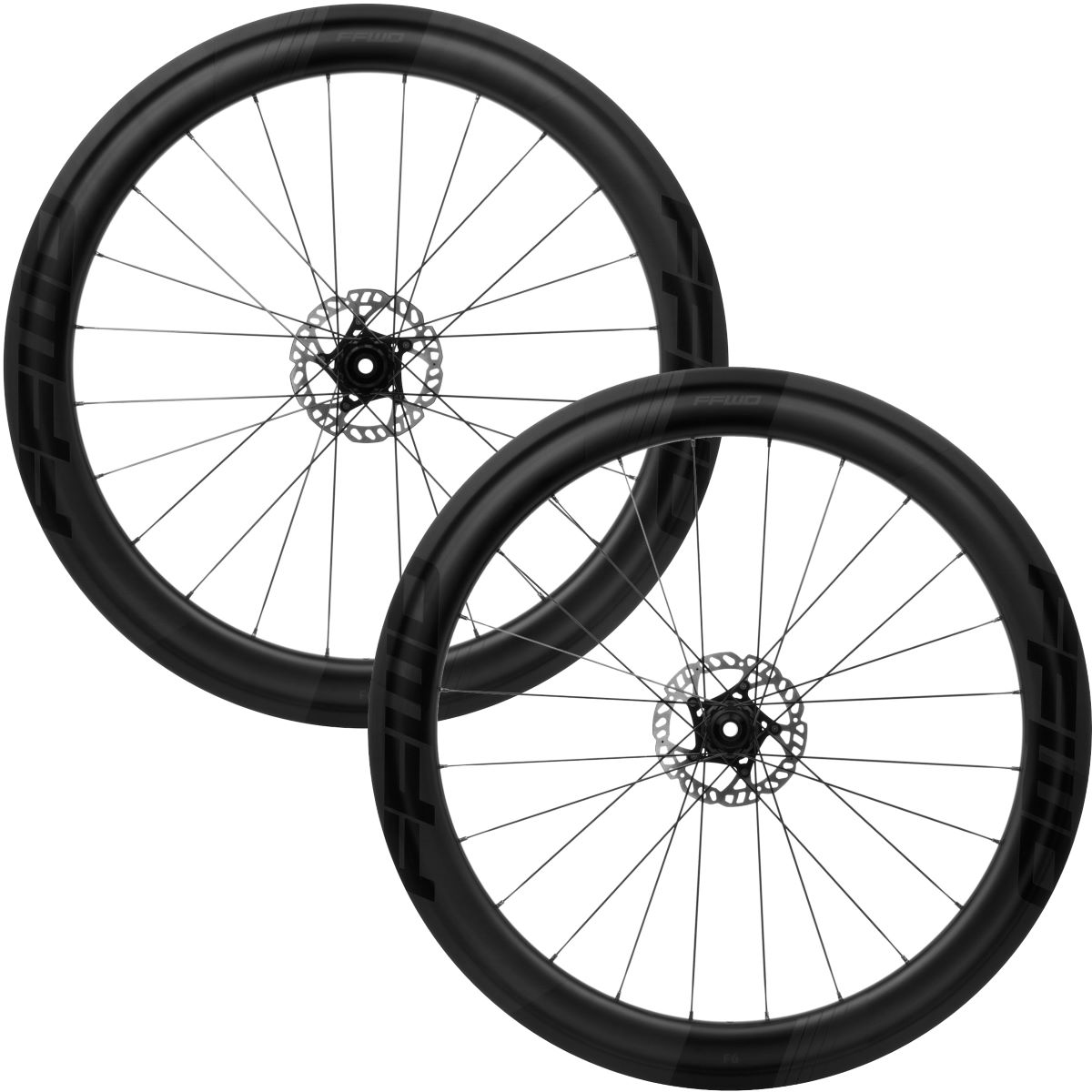 Fast Forward Fast Forward F6D DT350 Carbon Road Wheelset   Wheel Sets