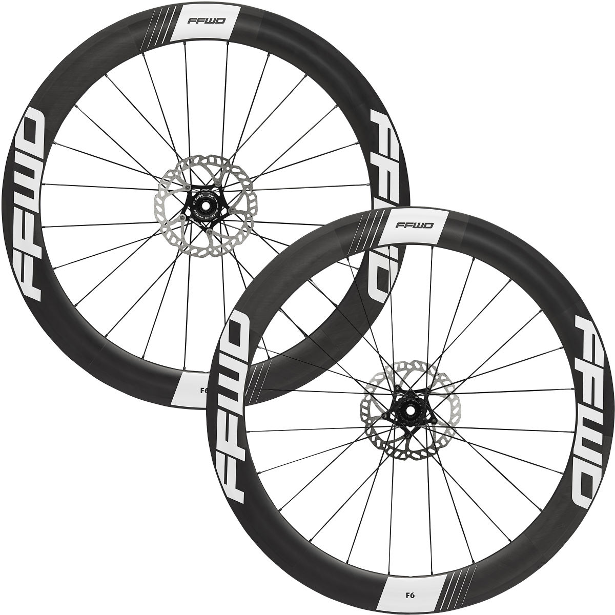 Fast Forward Fast Forward F6D DT240 Carbon Road Wheelset   Wheel Sets