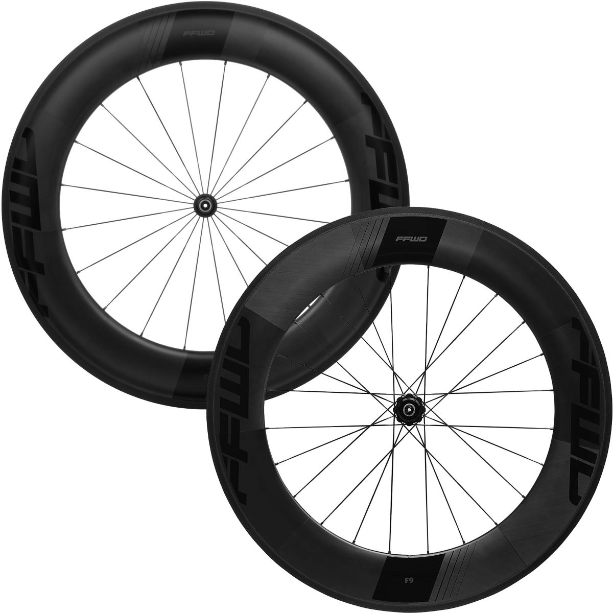 Fast Forward Fast Forward F9R DT350 Carbon Disc Road Wheelset   Wheel Sets