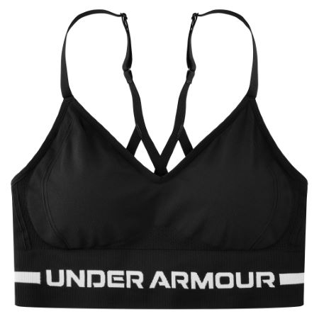 Under Armour Women's Seamless Low Long Bra