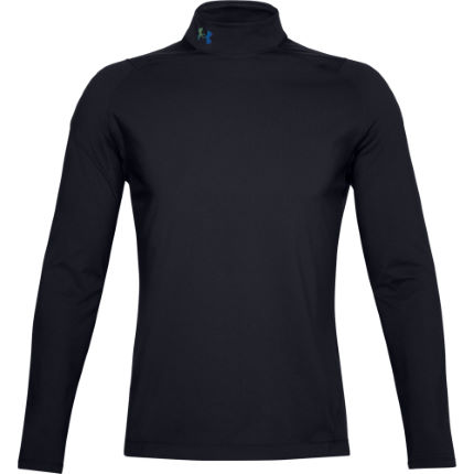 lucha ~ lado Preceder  Wiggle | Under Armour Rush Cold Gear 2.0 Mock Top | Long Sleeve Running Tops