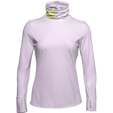 Under Armour Women's IGNIGHT ColdGear Funnel Top
