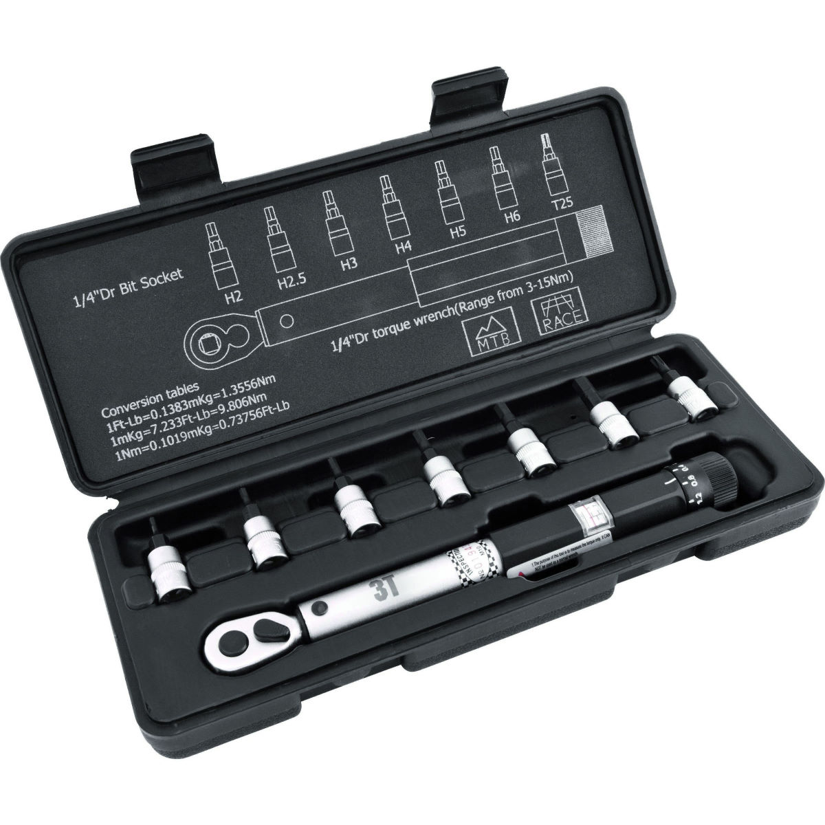 3T 3T Torque Wrench   Wrenches