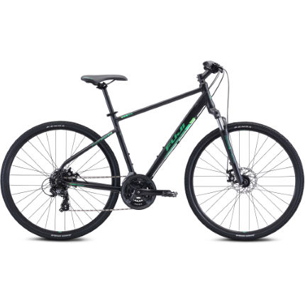 Fuji Traverse 1.7 Urban Bike (2021)
