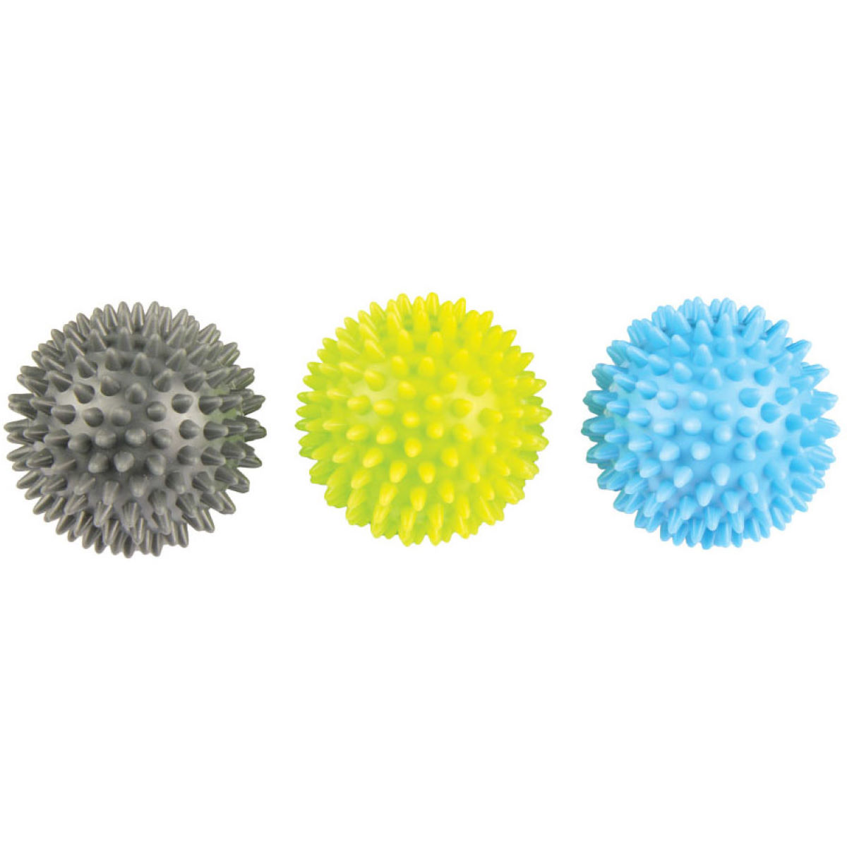 Spikey Massage Ball (Set of 3)   Massage Balls