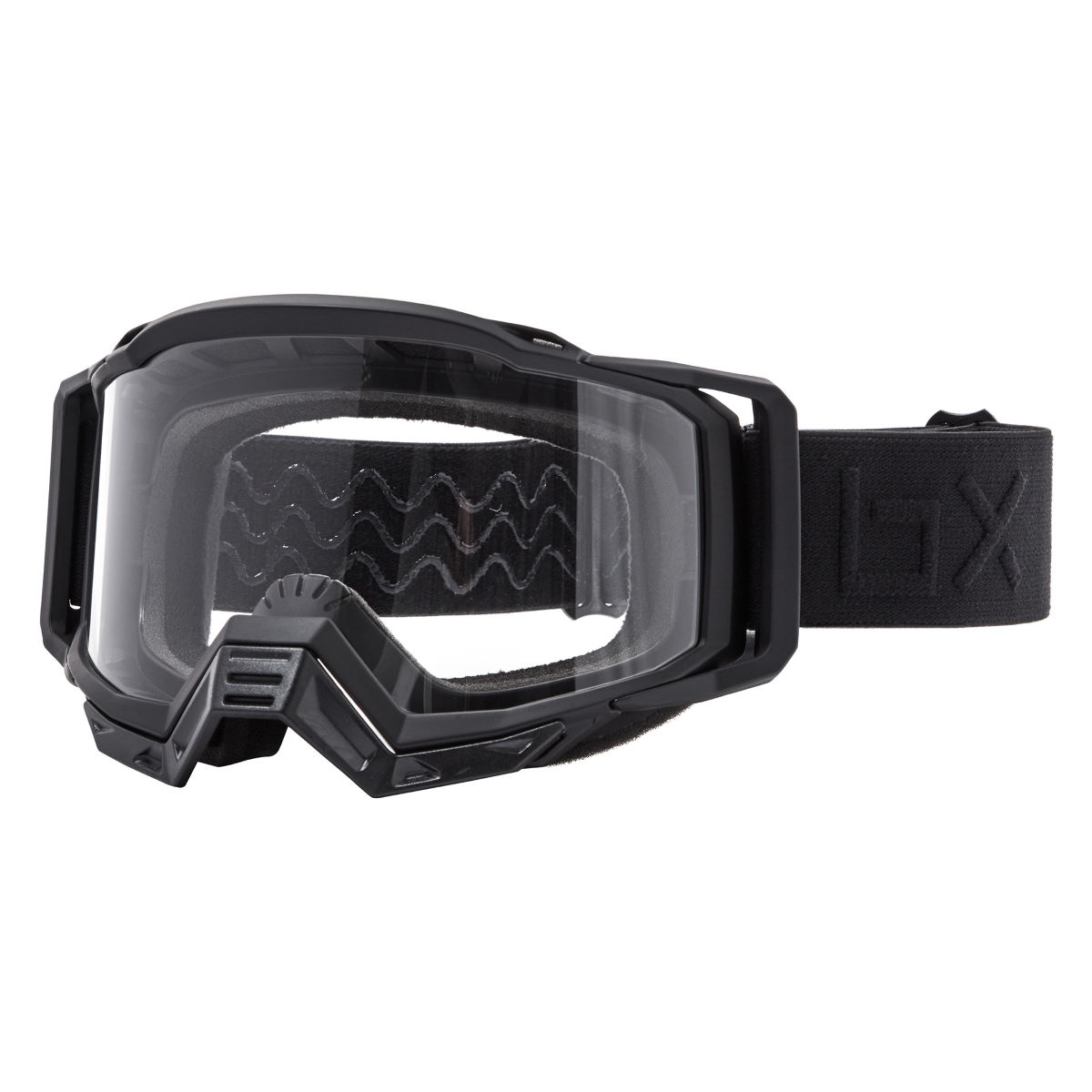 Brand-x G-1 Outrigger Goggles - One Size Black  Cycling Goggles