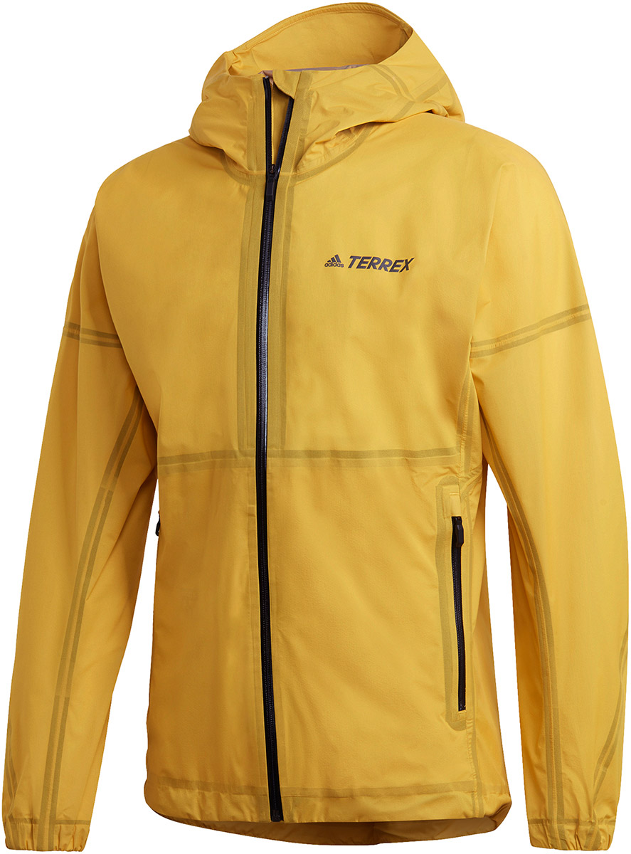 Adidas - Terrex Agravic 3 Layer | cycling jacket