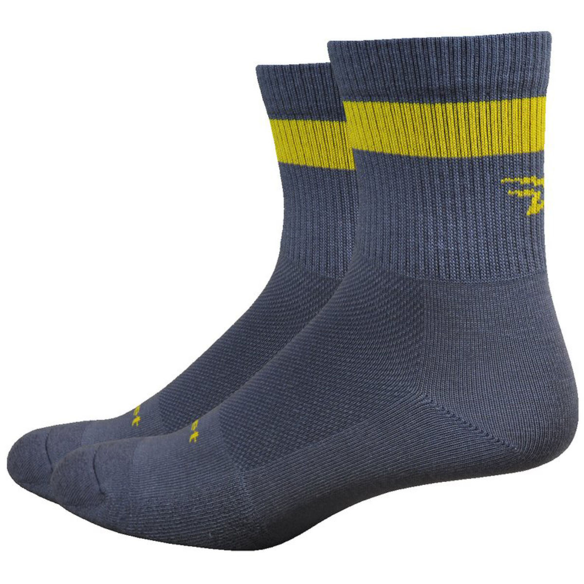 "DeFeet DeFeet Levitator Trail 3"" Dirtbagger Socks   Socks"