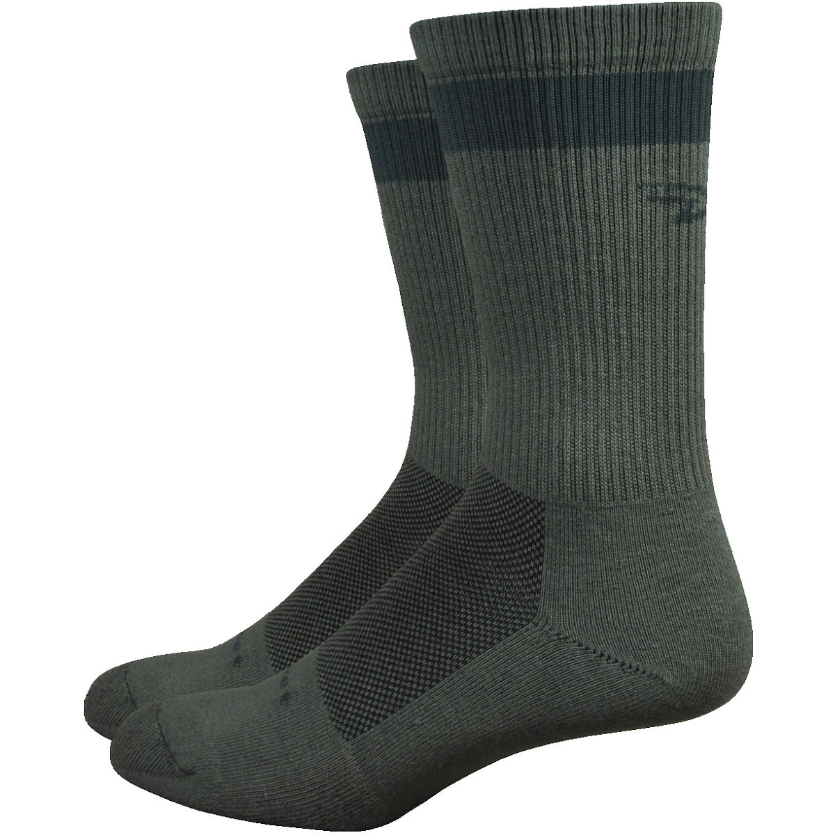 "DeFeet DeFeet Levitator Trail 6"" Dirtbagger Socks   Socks"