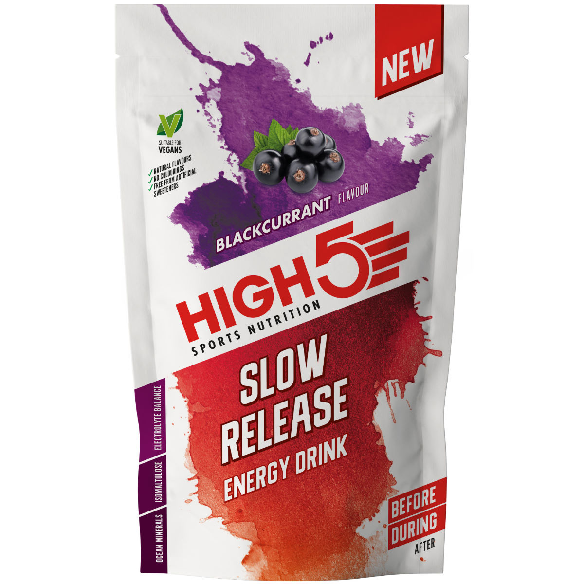 HIGH5 HIGH5 Slow Release Energy Drink (1kg)   Powdered Drinks