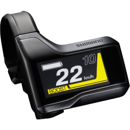 Shimano STEPS SC-E8000 Display