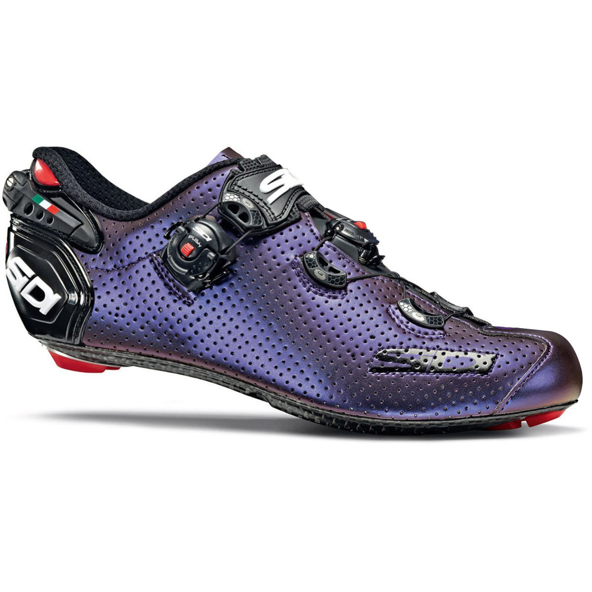 Sidi Sidi Wire 2 Carbon Air Road Shoes (Limited Edition Irid   Cycling Shoes