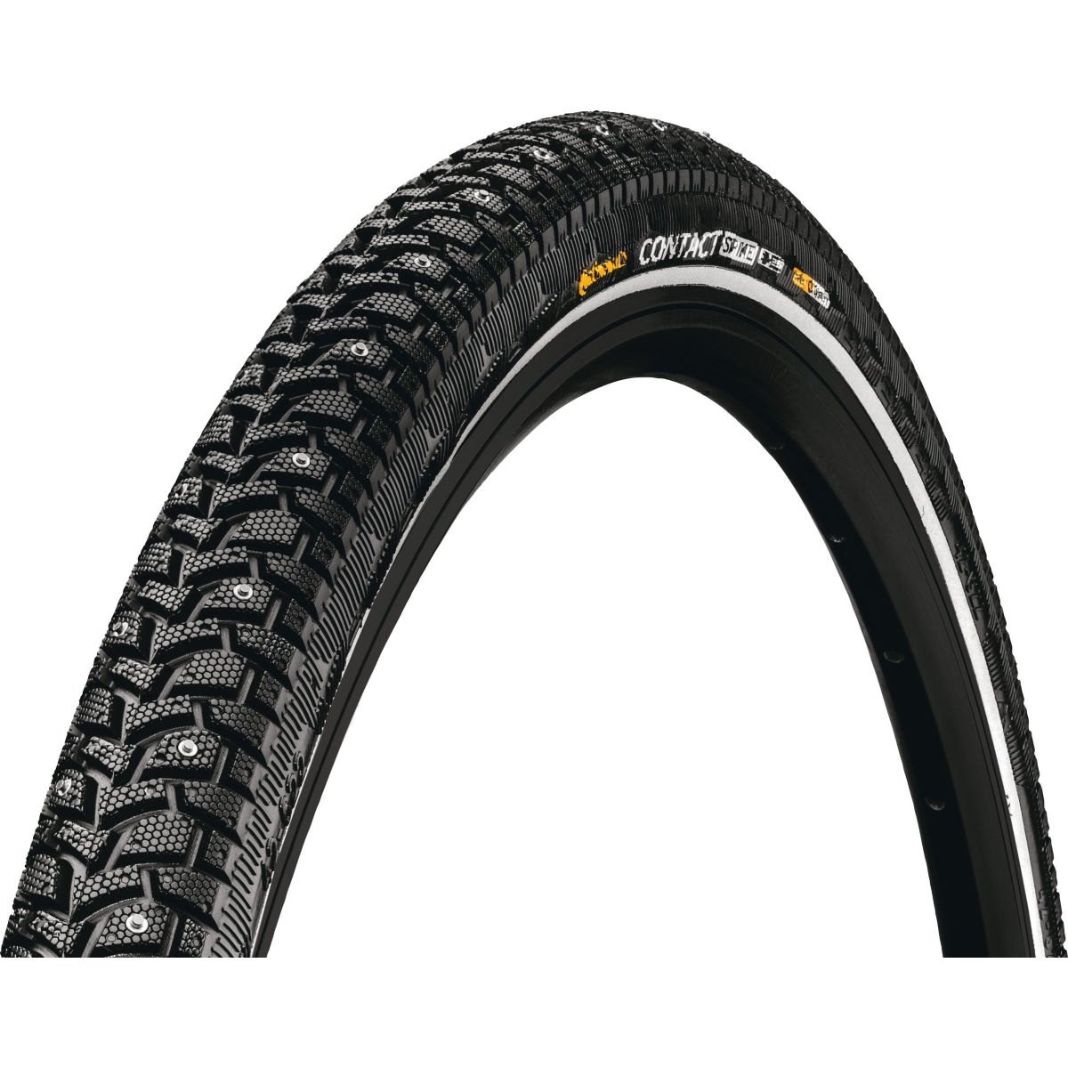 Continental Continental Contact Spike 120 Wire Bead Tyre   Tyres
