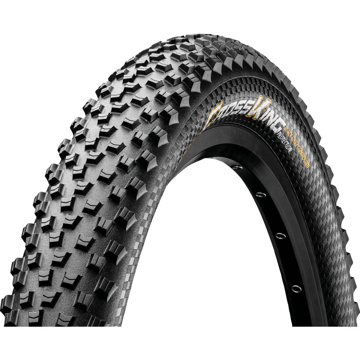 Continental Continental Cross King Protection Folding MTB Tyre   Tyres