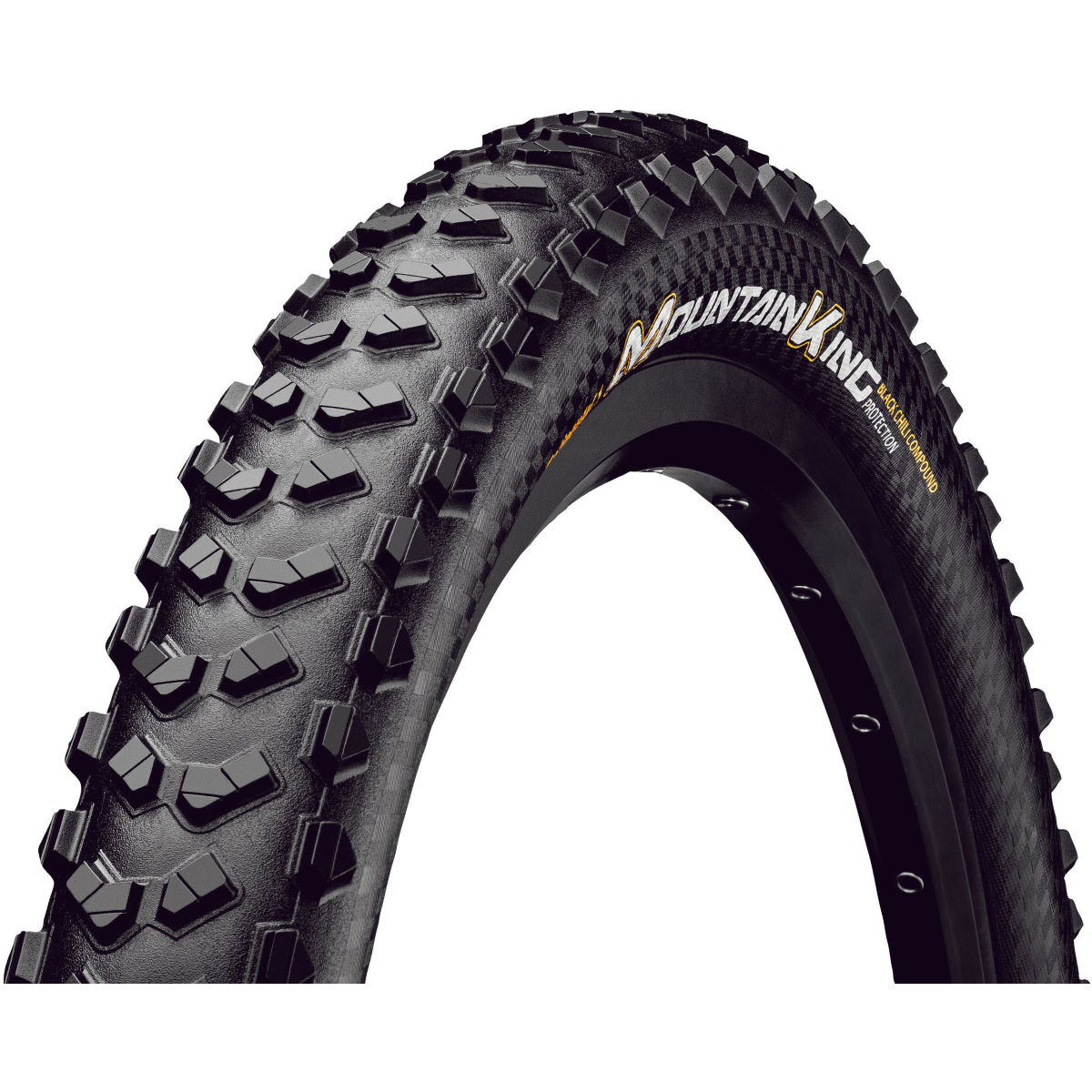 Continental Continental Mountain King Folding Protection Apex Tyre   Tyres